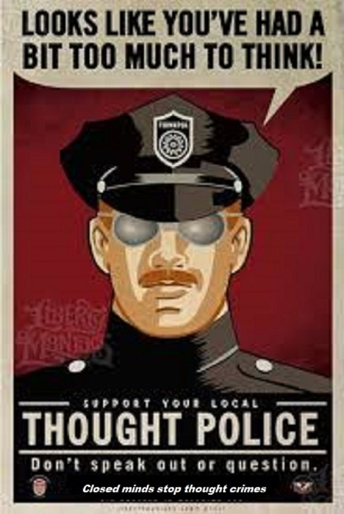 Thought Police ~