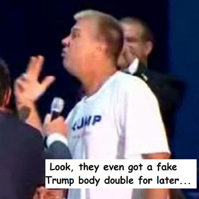 Trump Fake Trump