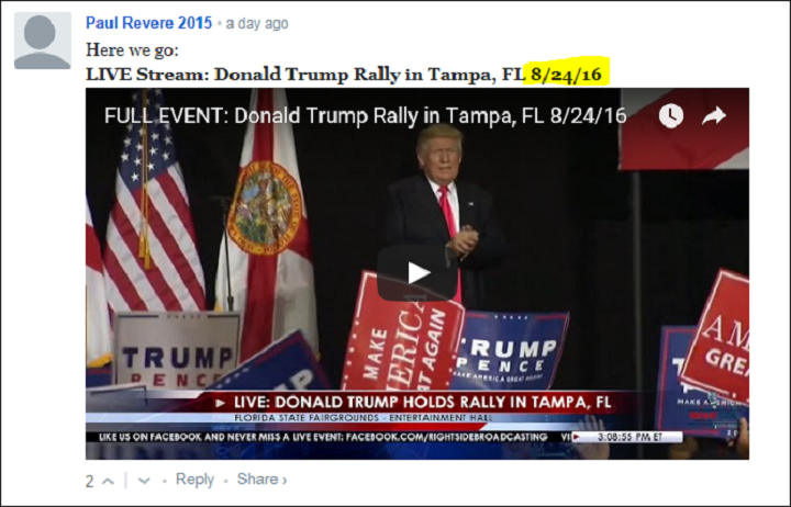 Trump rally repeat 24-8
