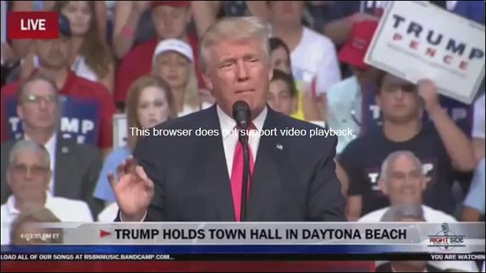 Trump sham PP