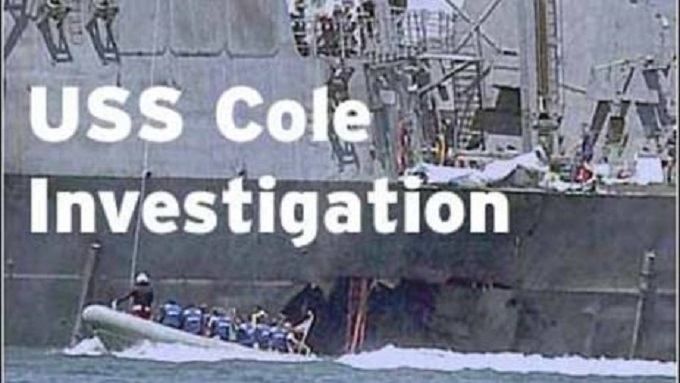 USS Cole One
