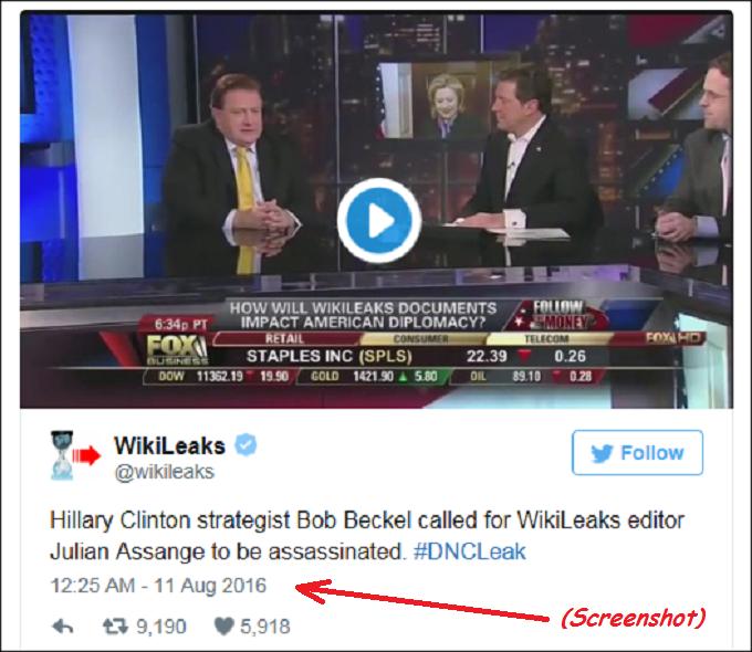 Wikileaks fools