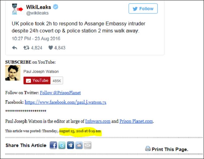 WikileaksEcuadorean Embasst JJW
