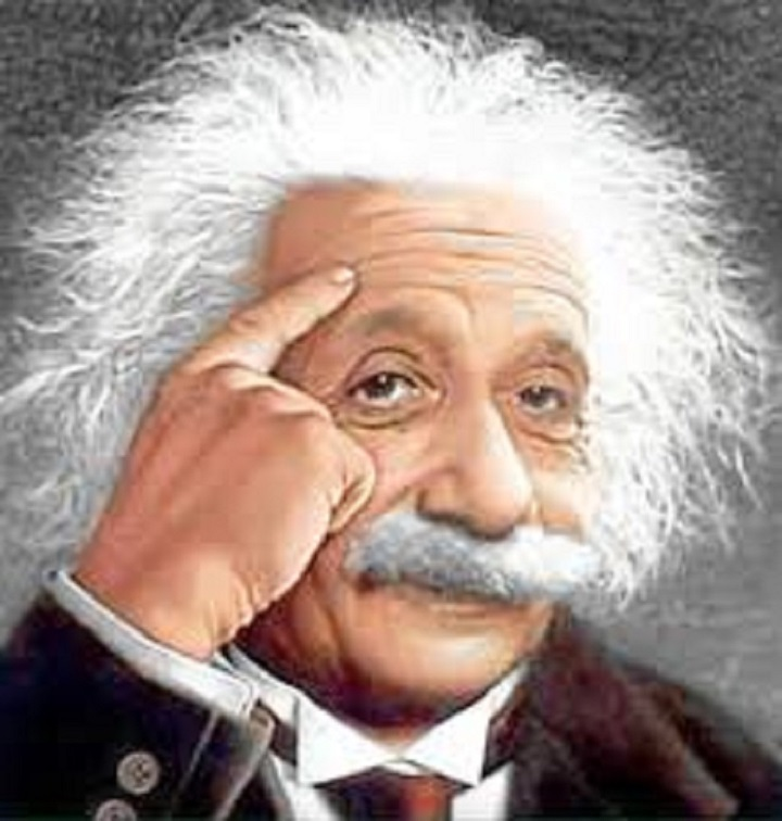 einstein-thinking-head