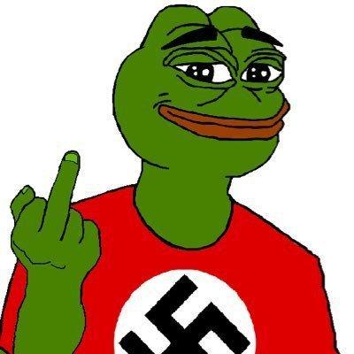 nazi-frog