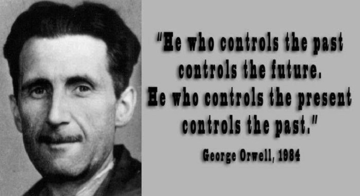 orwell-controls-the-past-and-present