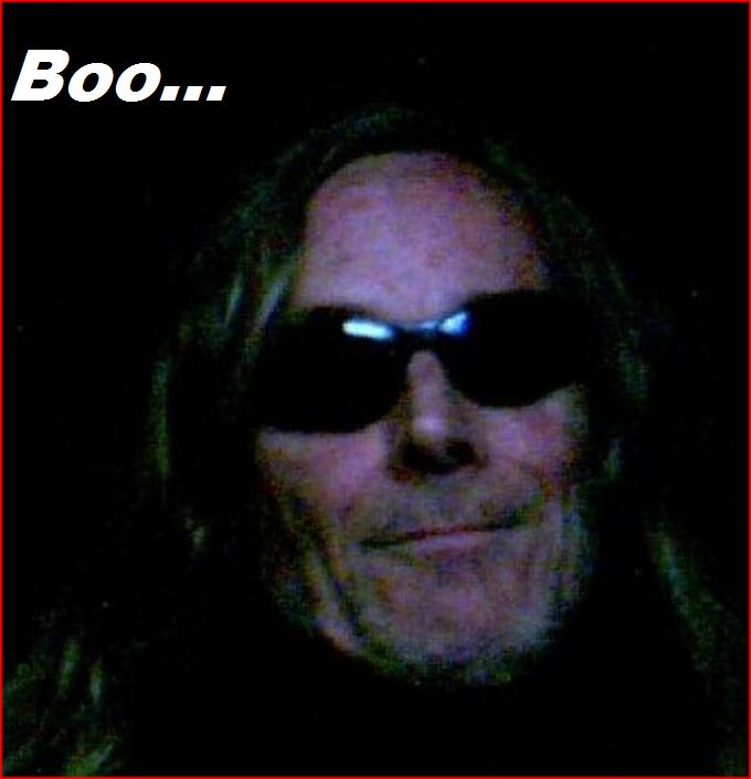 Robby Smiley Head Boo
