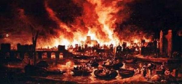 rome-burning
