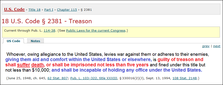 treason-us-constitutional-law
