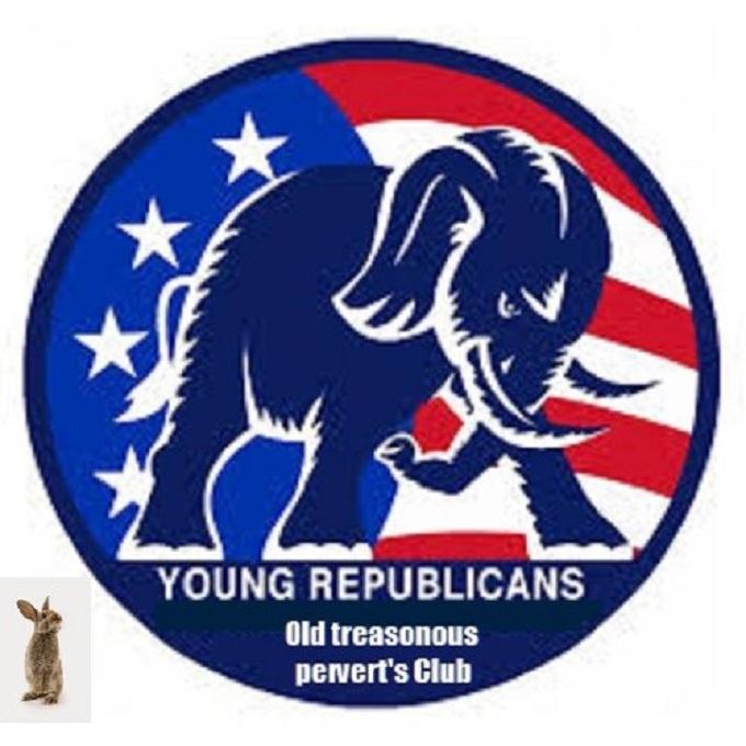 Young Republicans rabbit