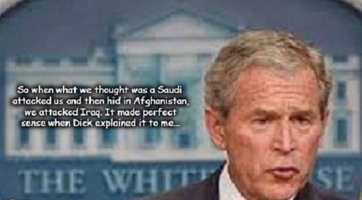 bush-dubya-dick-saudi-white-house-afghan-iraq