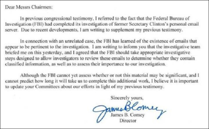 comey-hillary-clinton-letter-to-congress