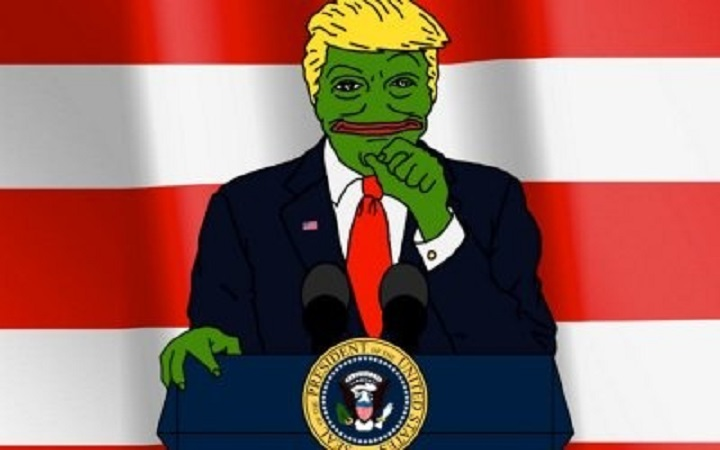 trump-the-frog
