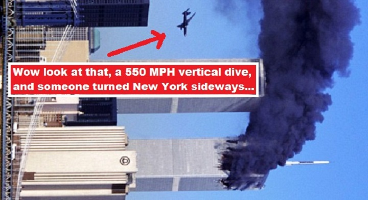 wow-vertical-dive-911-plane-twin-towers-image