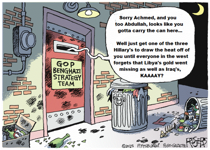 benghazi-cartoon-gold-iraq-hillary-libya