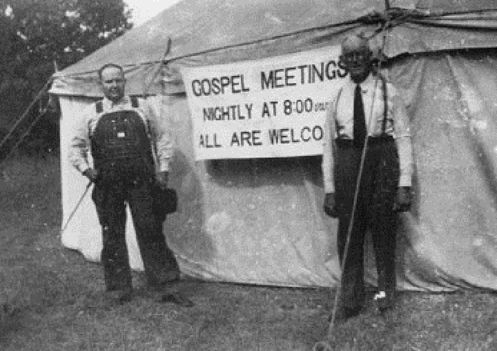 old-time-tent-preacher-in-circus-tent