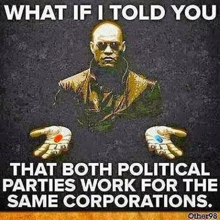both-political-parties-same-corporation-the-matrix