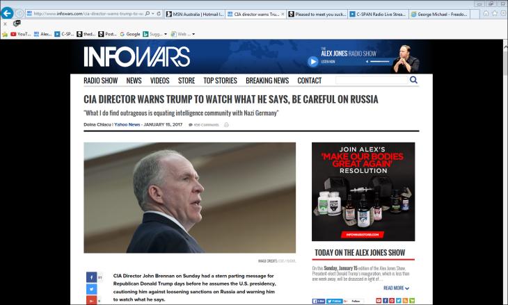 cia-director-warns-trump-on-russia