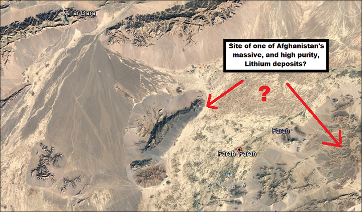 farah-farah-afghanistan-lithium-deposit-sites