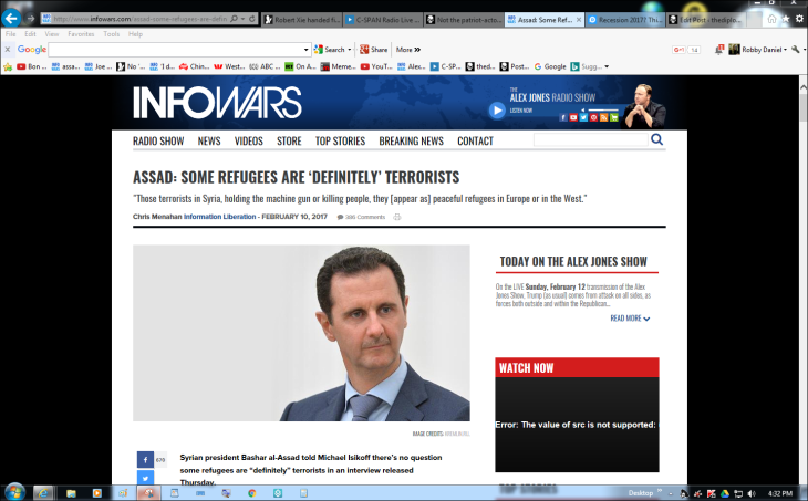 assad-some-terrorists-are-terrorist-infowars