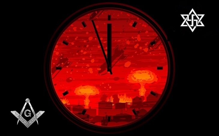 doomsday-clock-mason-star-of-david-swastika