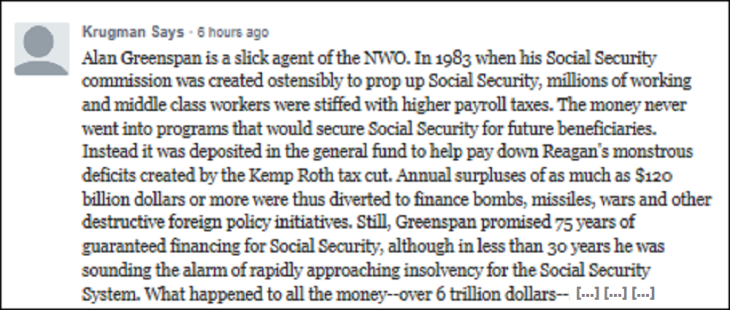 0003000 Greenspan bubble ~ Show me the money