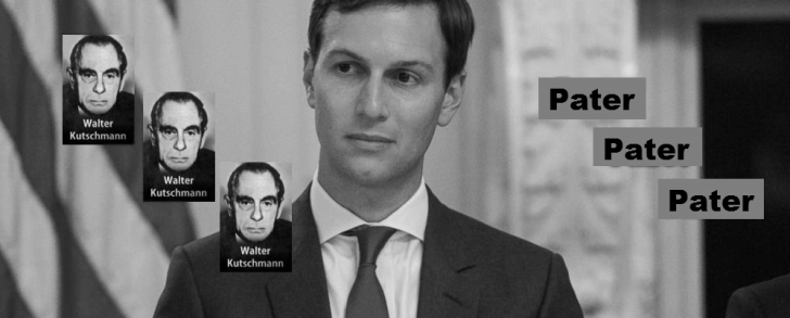 0004000 Bush GW Vs Trumpf Kushner Graphic