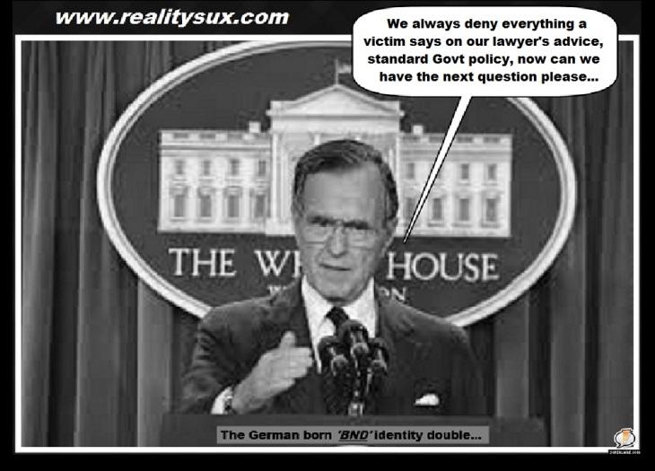 Bush 41 standard Govt policy