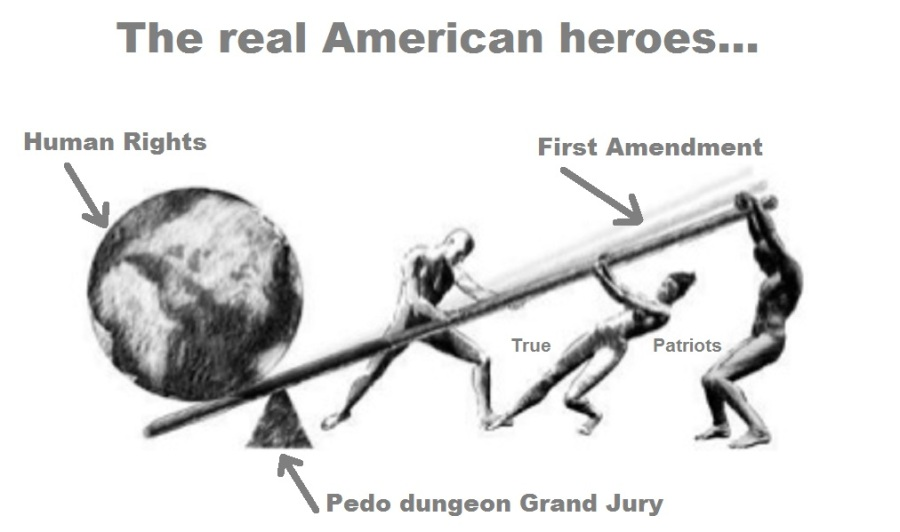 All the real Americanheroes…