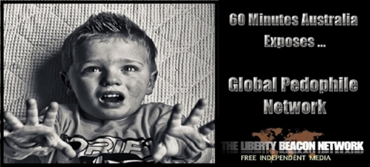 Global pedophile network 60 Minutes