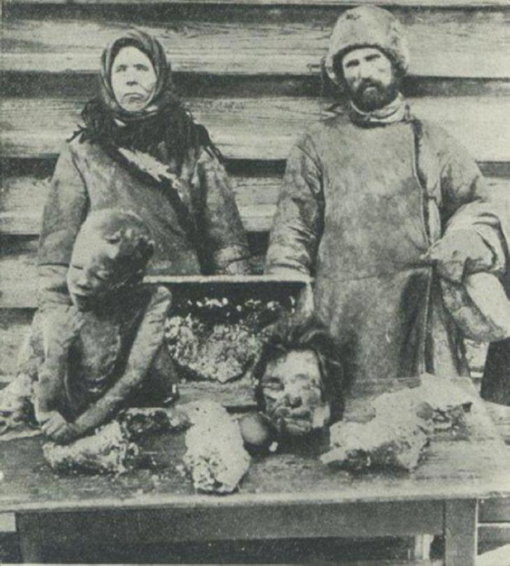 Russian holomodor x holocaust