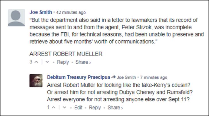 0003000 ~ Smokescreen Trumpf Russia arrest Mueller