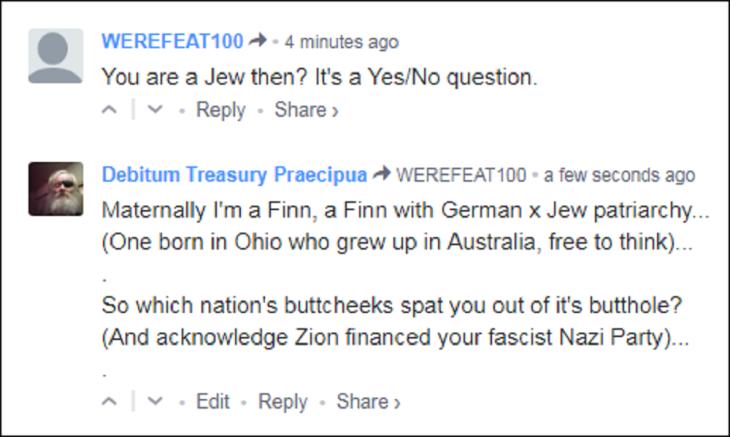 0006000 Idiot German Nazi fascist fool shithead