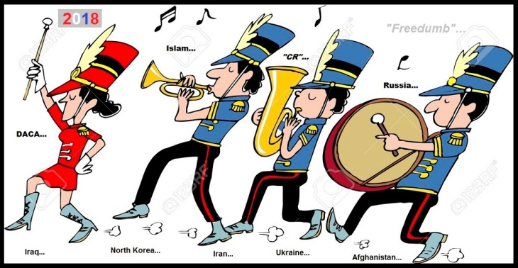 BEST Marching-band cartoon 2018