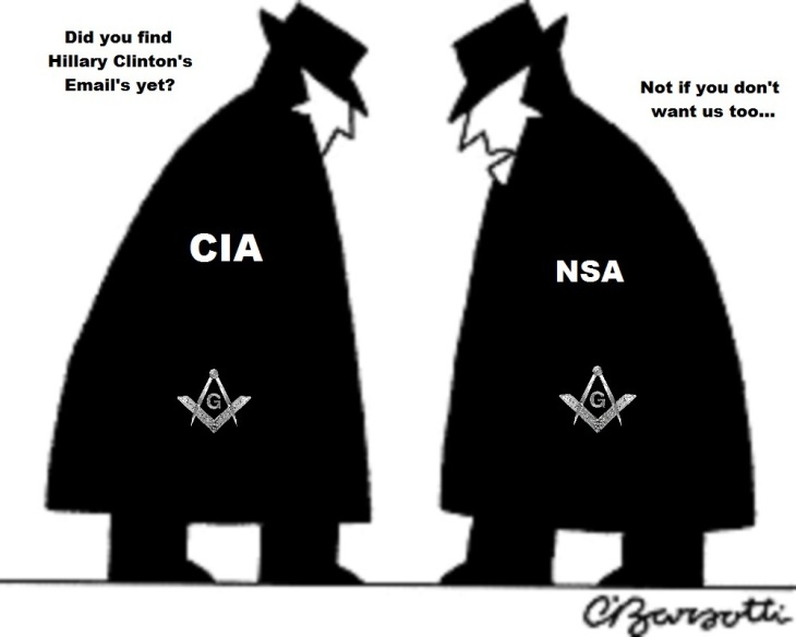 CIA NSA HIllary Emails