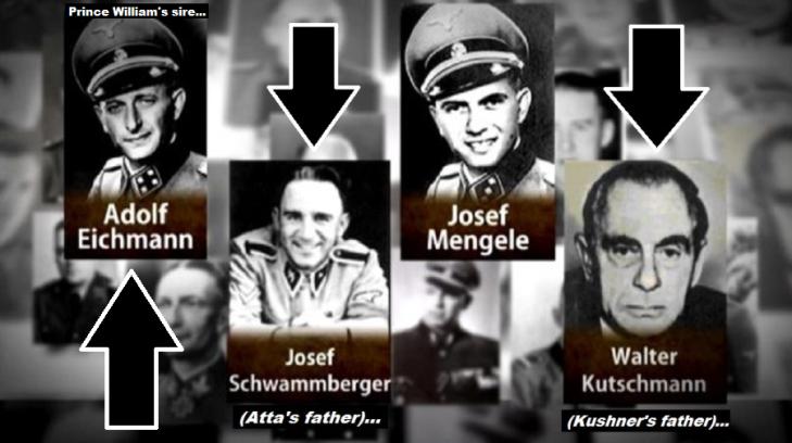 Odessa ~ Eichmann's father