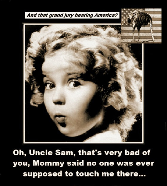 Shirley Temple Grand Jury