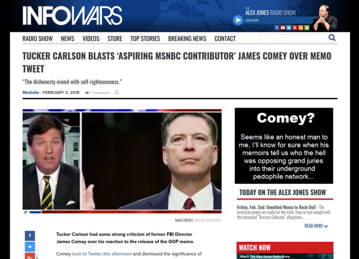 0001000 Comey FISA Face Page