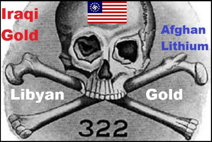 0003000 Iraqi Libyan gold Afghan Lithium