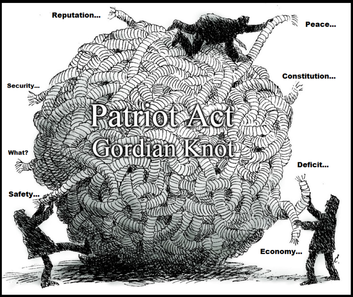 0007000 Treason ~ Gordian knot