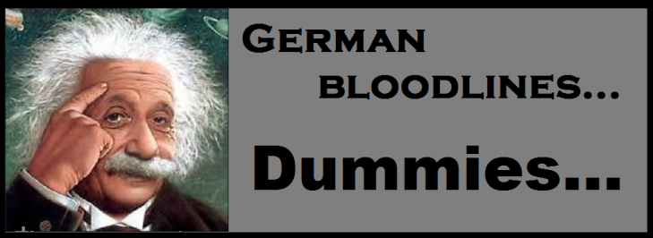Einstein GERMANS BLOODLINES