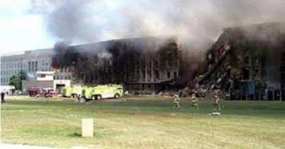 Pentagon crash