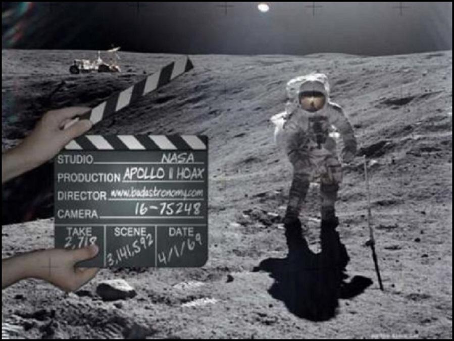 Maybe it's Apollo rocketscience?