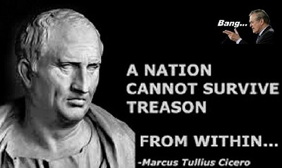 Cicero ~ TREASON FROM WITHIN 400