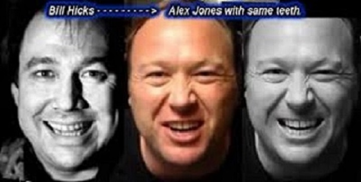 Alex Jones Bill Hicks 400