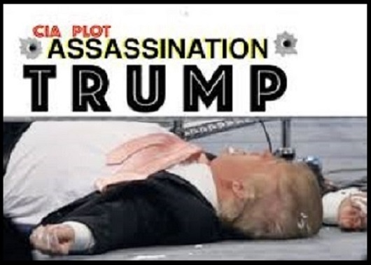 CIA Plot assassinate Trump 530