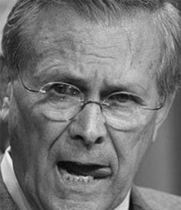 Rumsfeld BW