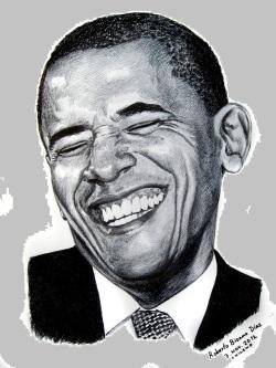 010 Obama giggle cocksucker GREY FILLER