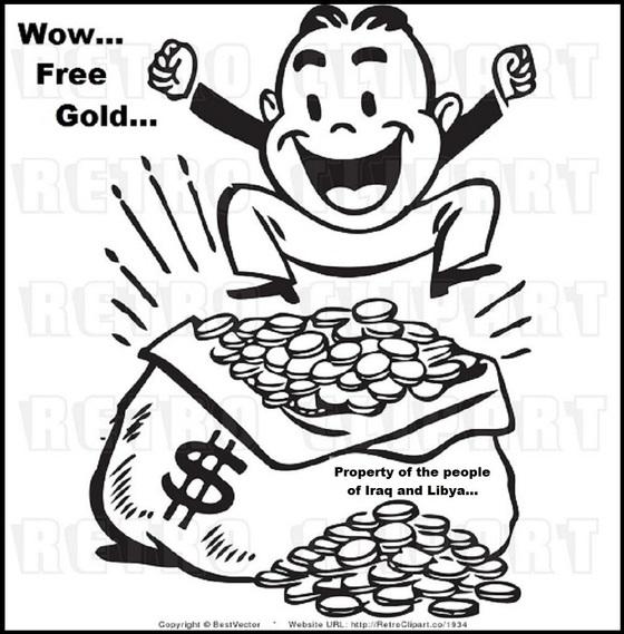 Free gold 560