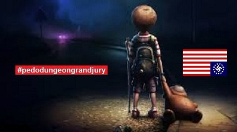 Pedo-dungeon grand jury?